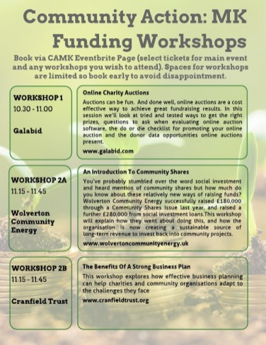 Workshops page 1