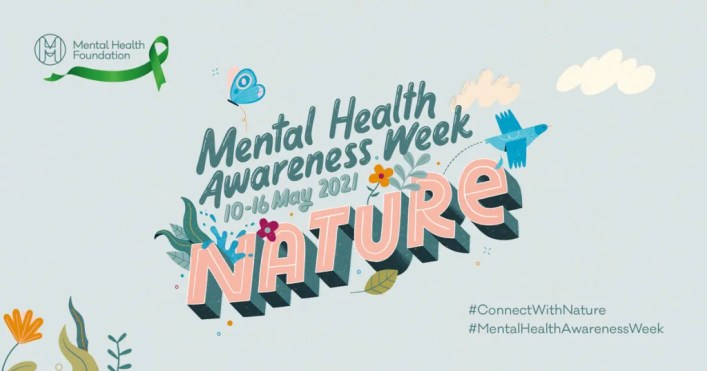 Mental Health Awareness Week Header