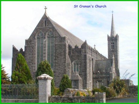 St Cronan's, Balla