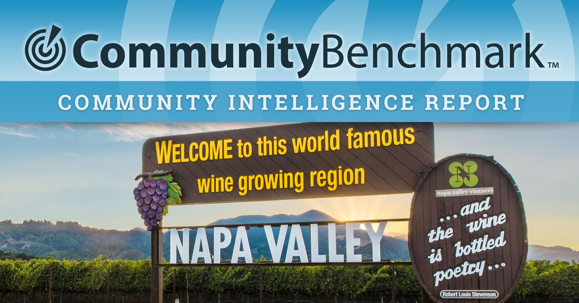 Community Intelligence Report for Napa Valley