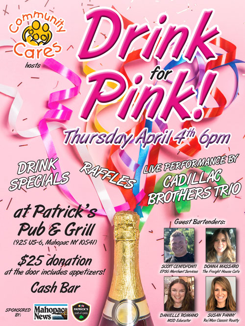2019 Drink for Pink Community Cares