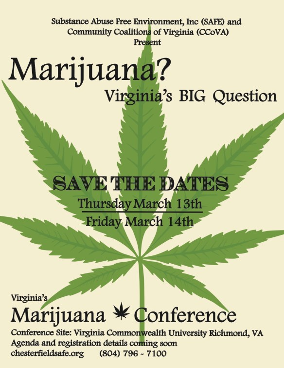 Marijuana Conference Save the Date Final 1 29 14