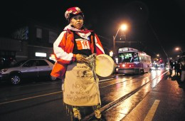 Idle No More goes national