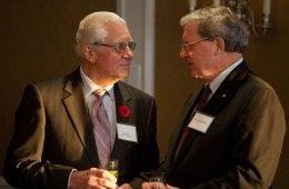 CLMF honours Herb Epp