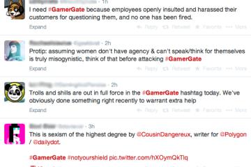 #GamerGate: The State of Gaming