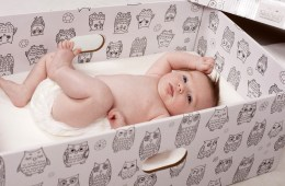 THE VIEW FROM UPSTREAM: WHY CANADIAN BABIES DON'T SLEEP IN BOXES