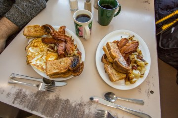 Waterloo Region's best greasy spoons