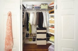 Wear out there: Cleaning out your closet