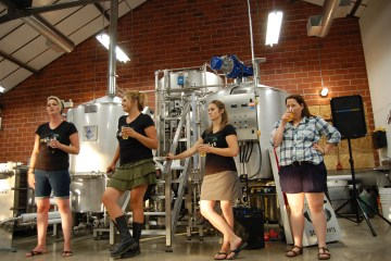 Fem Ales Crush Stereotypes and Some Beer, Too