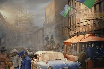 Utopian Novel Creates Nostalgia for our Future