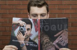 TOQUE Magazine: The New Kid in Town