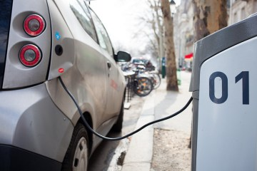 Easy Being Green: Electric Car Range Anxiety