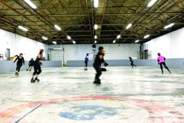 The Ins and Outs of the Tri-City Roller Derby