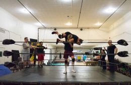 More Than Just Fisticuffs: A Look into KW's Wrestling Scene