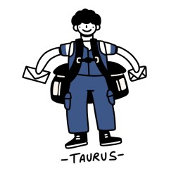 This image has an empty alt attribute; its file name is Taurus.jpg