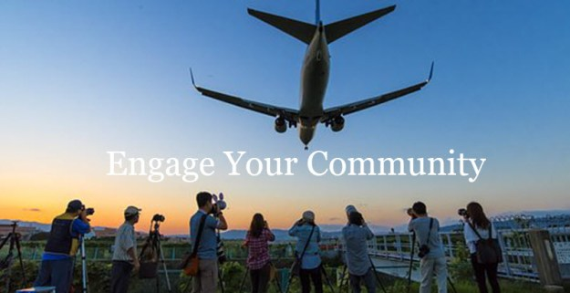 Community Flights Airports - Engage Your Community