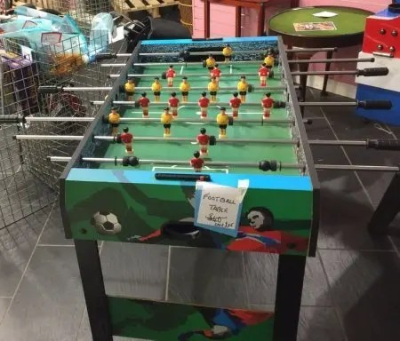 table football on sale new shop 2019