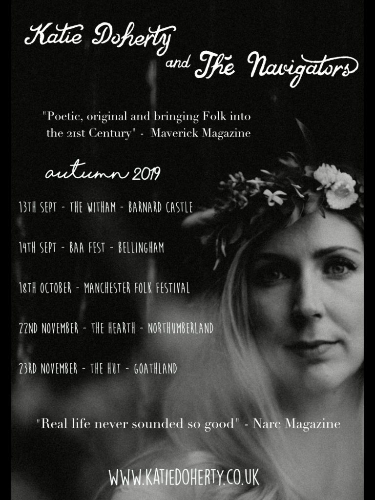 Goathland Hut upcoming event poster