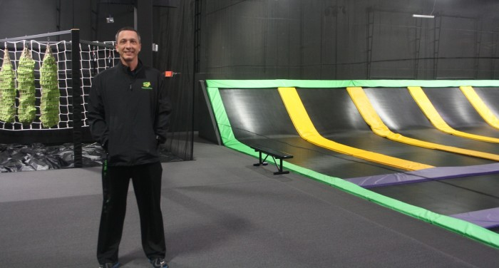 Opening for get air trampoline park within the month virginia lascara