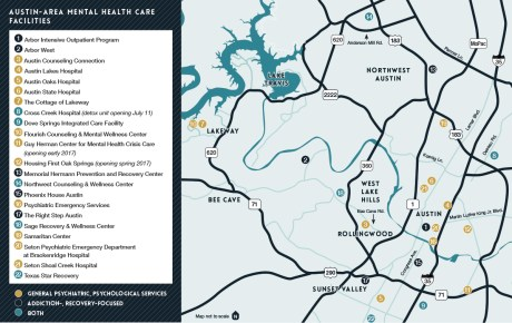Austin-area mental health care providers