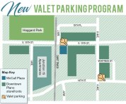 New downtown Plano valet program starts Sept. 21