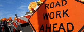 Road work expected