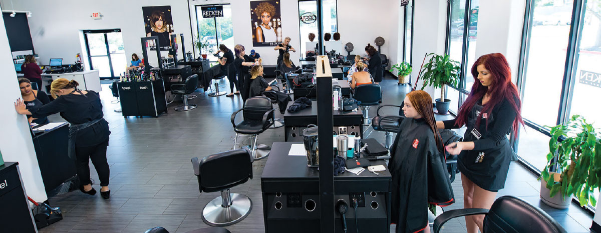 The salon professional academy community impact newspaper for Academy salon professionals