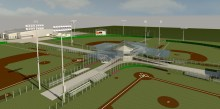 Hit King Baseball Academy in Katy will start construction this Friday