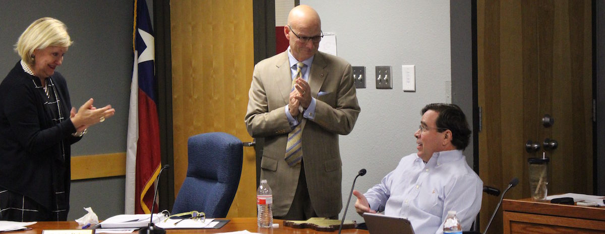 Beau Ross resigns from Eanes IDS board