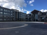 Construction on new Tomball apartment community wraps up