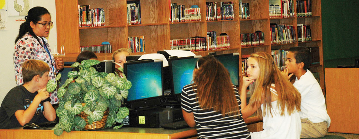 School districts fund classroom technology, education upgrades