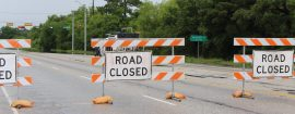 Spring and Klein have two road closures to look for in the next couple of days.
