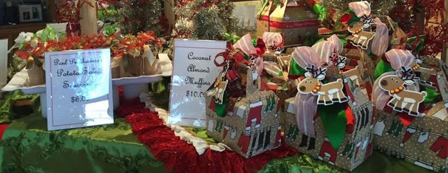 Find a gift for friends or family this weekend at the Seton Southwest Volunteers Holiday Market.
