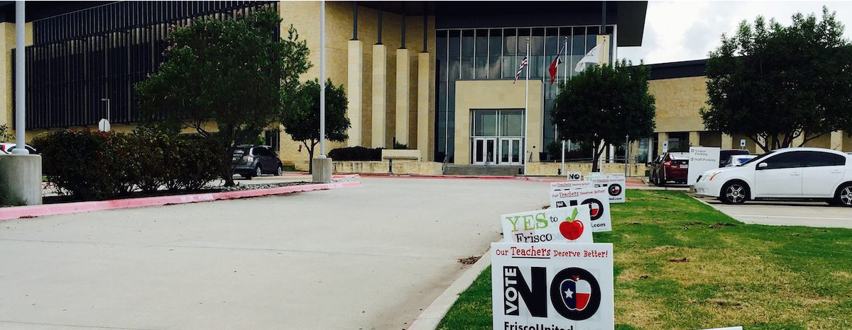 Frisco ISD trims budget after tax hike voted down