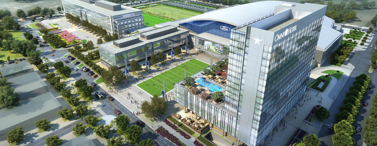 The Omni Frisco Hotel is set to open this summer at The Star in Frisco.