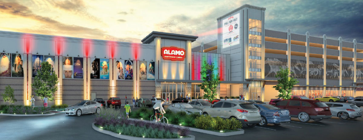 Alamo Drafthouse Cinema to anchor final phase of development at LaCenterra at Cinco Ranch