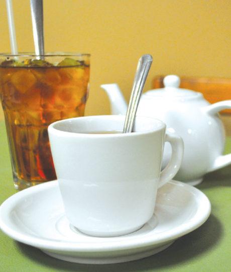 The Charleston Tea Room