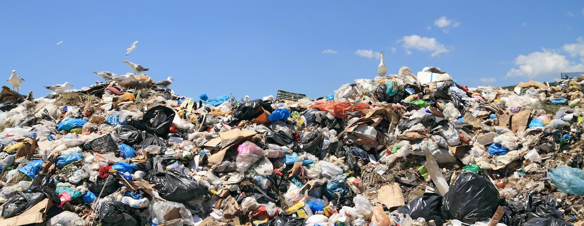 Blue Ridge Landfill faces state penalty after investigations into 'nuisance odors'