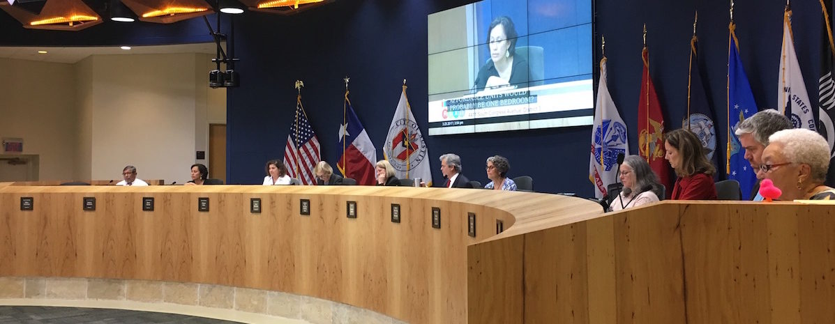 The Neighborhood Housing and Community Development Department briefed the Austin City Council on the long-awaited Strategic Housing Plan.