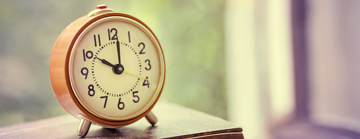 4 things to know about daylight saving time