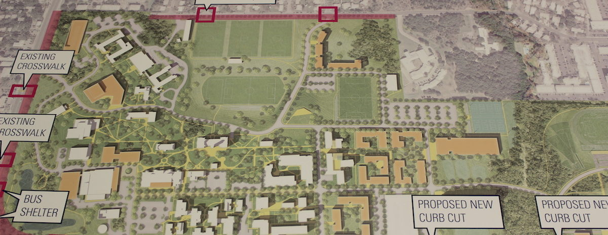 St. Edwards University reveals preliminary campus master plan