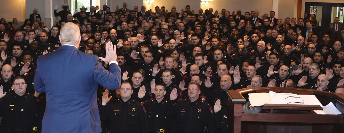 Constable Mark Herman to hire 32 new police officers