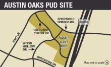Here's what developer Spire Realty says is superior about Austin Oaks PUD