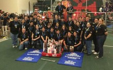 Conroe ISD robotics team headed to FIRST World Championship competition next week
