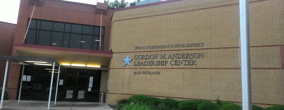 Spring ISD administrative offices