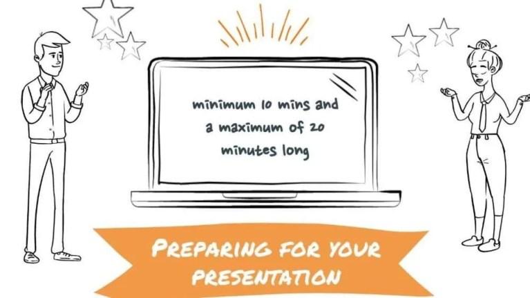 presentation prep e