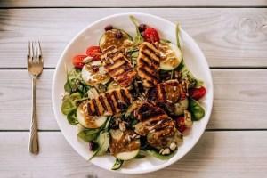 food salad dish