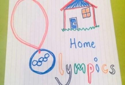 home olympics e