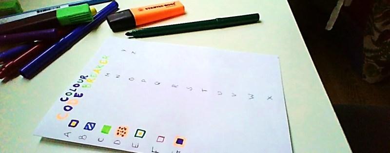 colour codes e