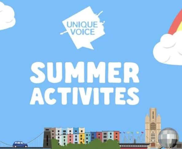 Summer activities picture